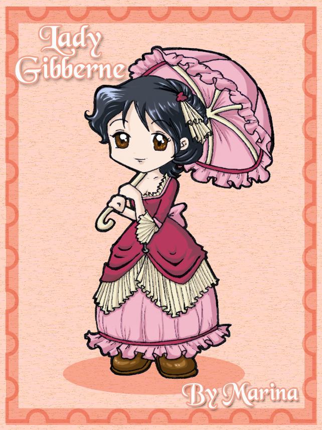 lady gibberne